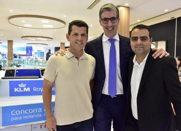 KLM lança pop up store em Fortaleza com intuito de estreitar laços com público cearense