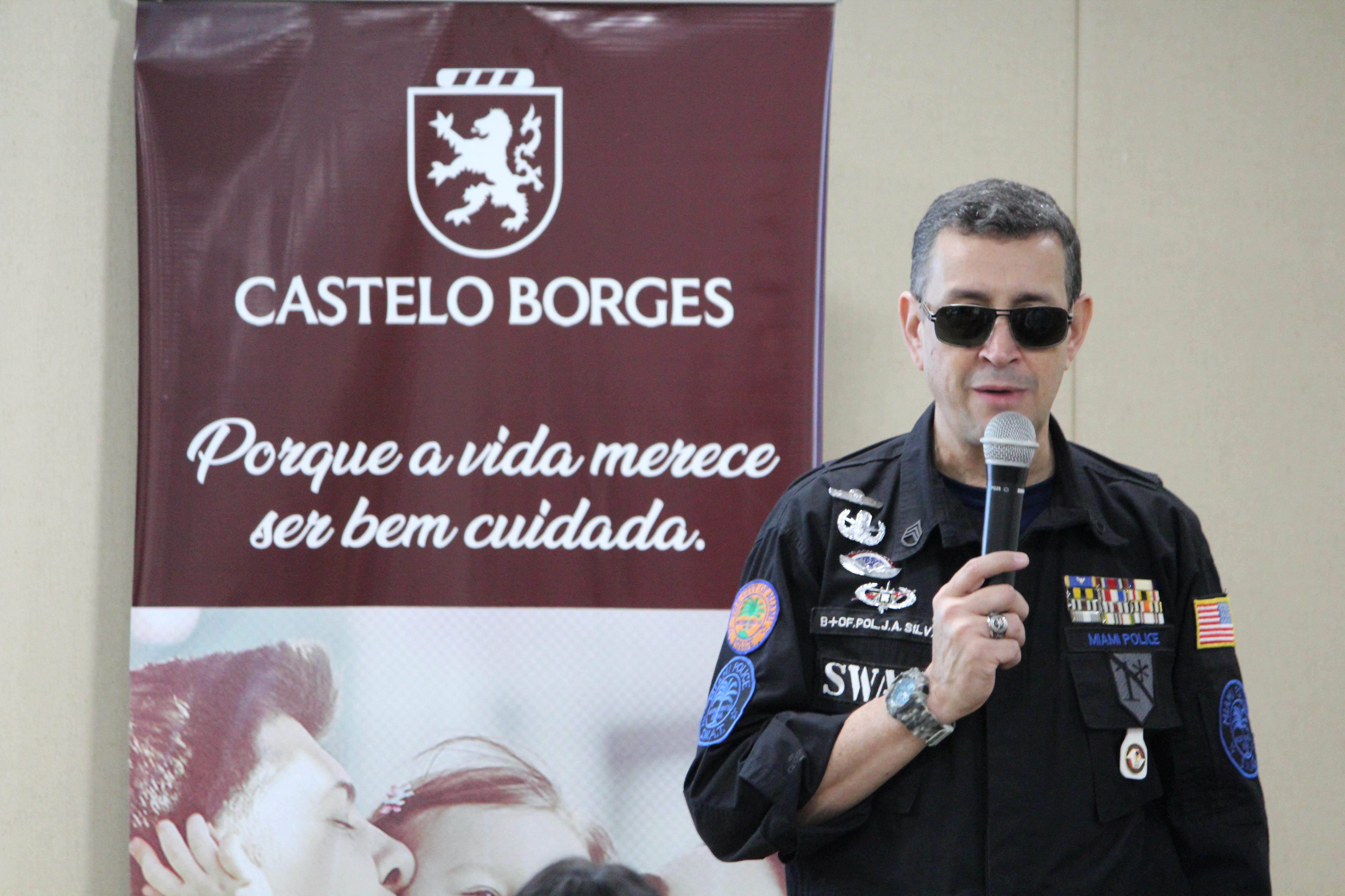 Castelo Borges realiza palestras para colaboradores até a próxima sexta (26)