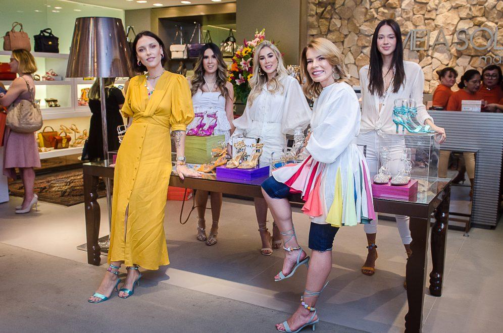 Fashion, Rafaela Furlanetto  lança nova coleção da Vicenza na Meia Sola