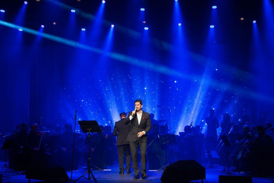 Paulo Benevides realiza show beneficente no Teatro RioMar Fortaleza