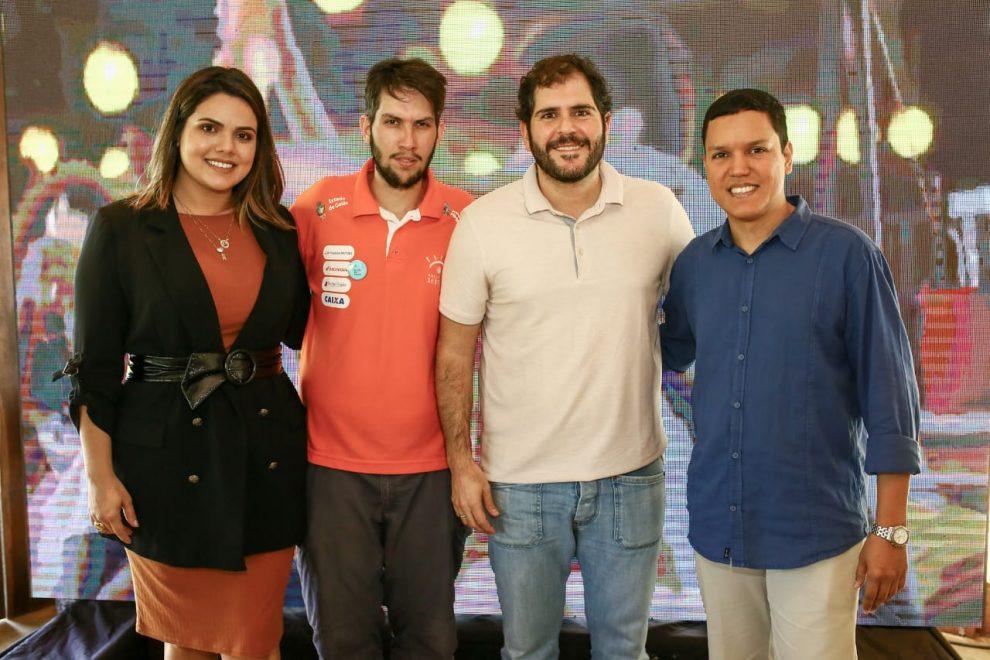 Aníbal Neves lança grupo empresarial Hub Ceará