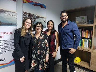 Seuma discute projetos sustentáveis com Casa Cor Ceará