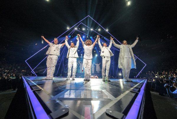 Backstreet Boys devem fazer show no Brasil em 2020