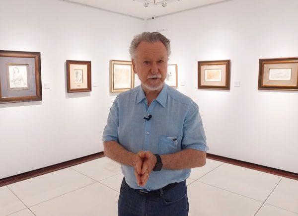 """""""A obra de Portinari é vasta como o mar do Ceará"""", revela João Portinari, filho do artista"""