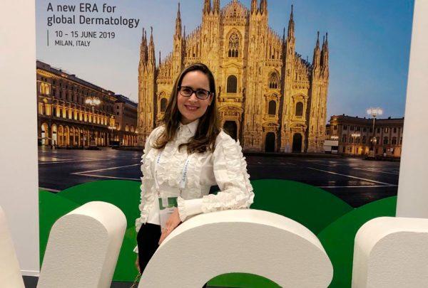 Dra Manoela Crisóstomo compartilha novidades do 24º Congresso Mundial de Dermatologia