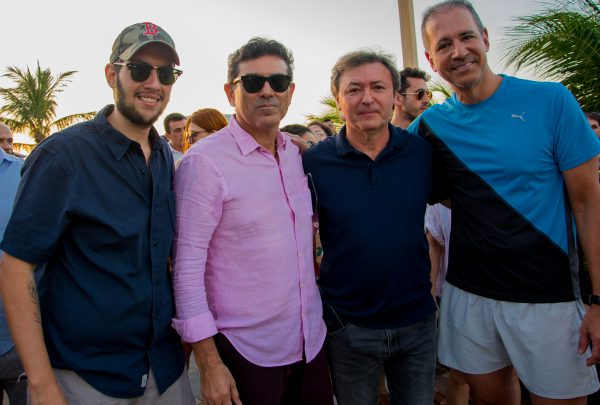 "Prefeitura de Fortaleza abre temporada de shows do projeto ""Por do Sol Fortaleza""; veja"