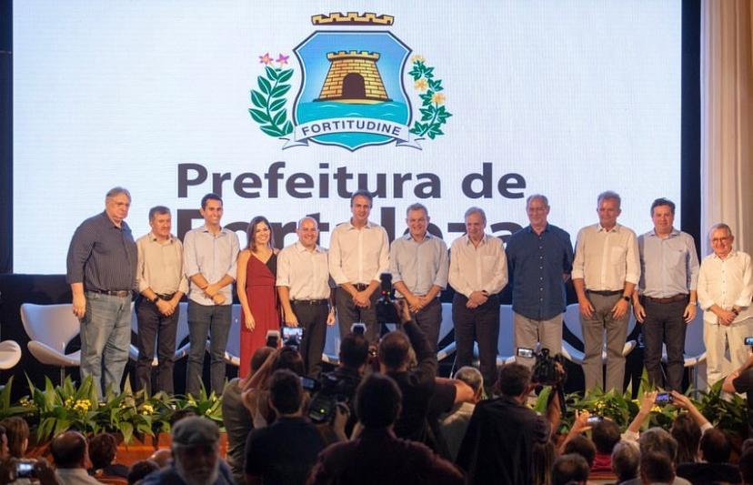 Roberto Cláudio anuncia investimento de R$ 1,5 bilhão para realização de obras em Fortaleza até 2020