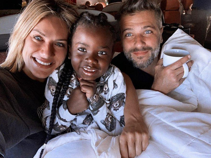 Giovanna Ewbank e Bruno Gagliasso adotam segundo filho
