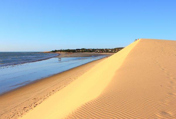 Duna do Pôr do Sol, em Jericoacoara, é um dos destinos preferidos no Brasil