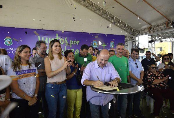 Governo do Ceará anuncia investimento de milhões em áreas de proteção ambiental