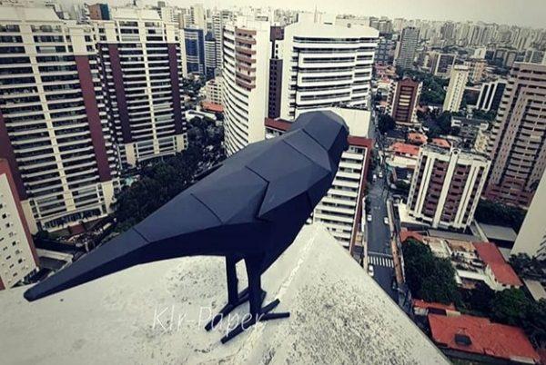 Shopping Benfica promove exposição PaperCraft – Arte em Papel