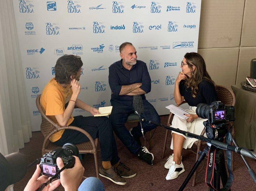 MT Cast #01 | Karim Aïnouz fala de cinema cearense, Fernanda Montenegro e afetividade; ouça