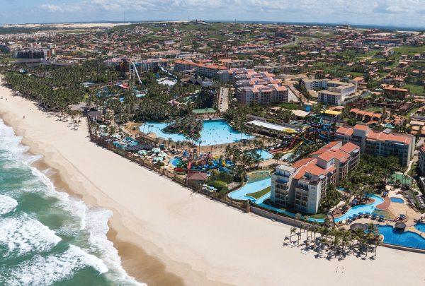 Beach Park é eleito terceiro melhor parque aquático das Américas