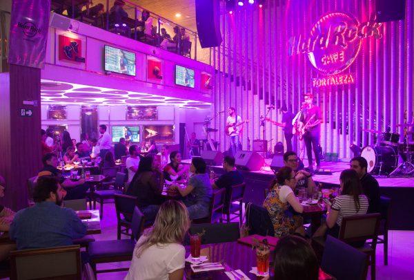 Hard Rock Cafe tem fim de semana com muito  rock'n'roll