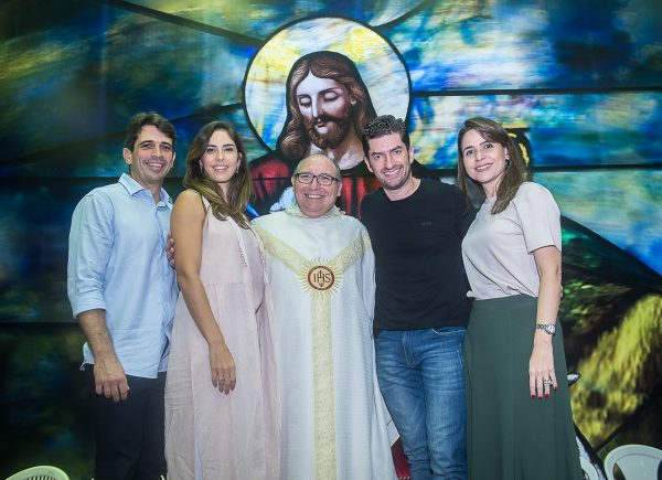 """Marília Fiuza e Padre Eugênio lançam livro """"Encontros com a Misericórdia"""""""