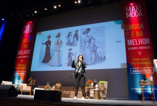 MaxiModa 2019: Alexandra Farah traz importância da tecnologia para criar moda sustentável