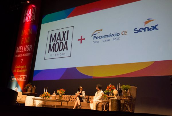 MaxiModa 2019: Senac apresenta Cariri Visceral e anuncia curso em parceria com London College of Fashion