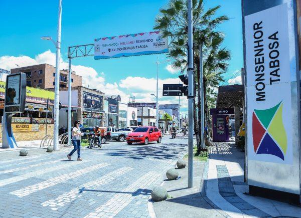Avenida Monsenhor Tabosa recebe feira criativa neste fim de semana