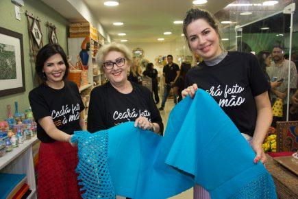 Nova loja da CeArt é inaugurada com proposta de aumentar visibilidade do artesanato cearense