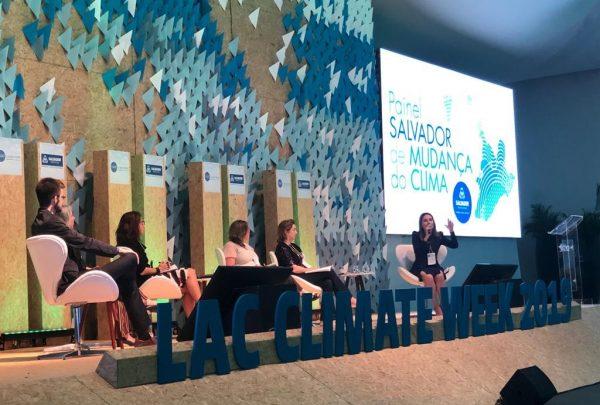 Prefeitura de Fortaleza participa de evento da ONU sobre mudança climática