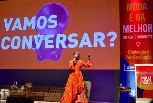 """MaxiModa 2019: """"Moda sempre foi o grande fio condutor de construção de valor"""", diz Ana Couto"""