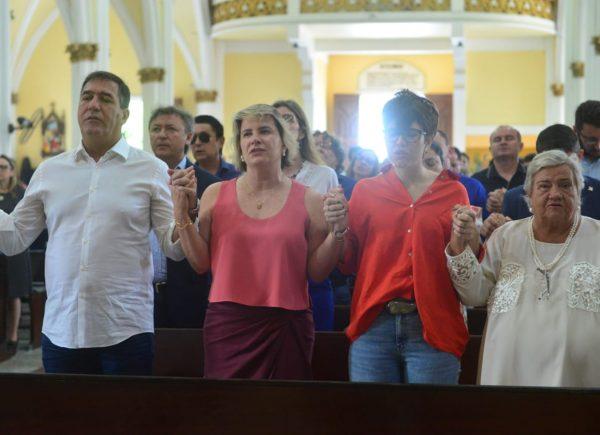 Luiz Gastão Bittencourt recebe Missa em Ação de Graças para celebrar aniversário