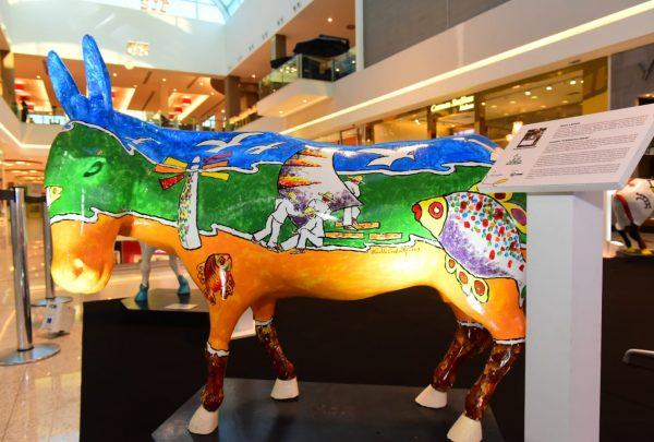 Inec promove exposição Jumento Amostrado no RioMar Fortaleza