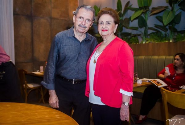 Jornalista Egídio Serpa comemora aniversário e 60 anos de carreira
