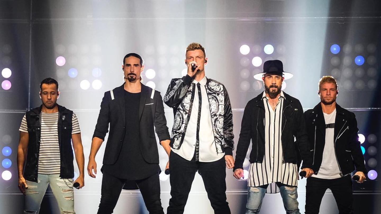 Backstreet Boys confirmam três shows no Brasil em 2020