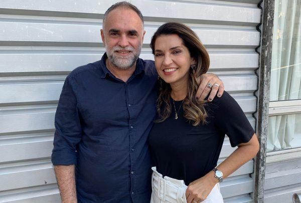 """""""Cada filme é como se fosse um caso de amor"""", diz Karim Aïnouz em gravação do primeiro MT Cast"""
