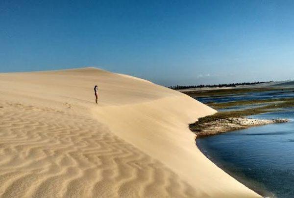 Praias: Quatro paraísos inexplorados no litoral cearense