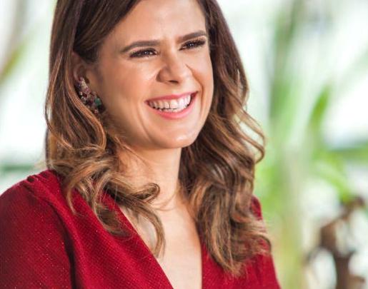 Niedja Bezerra comemora aniversário neste sábado (31)