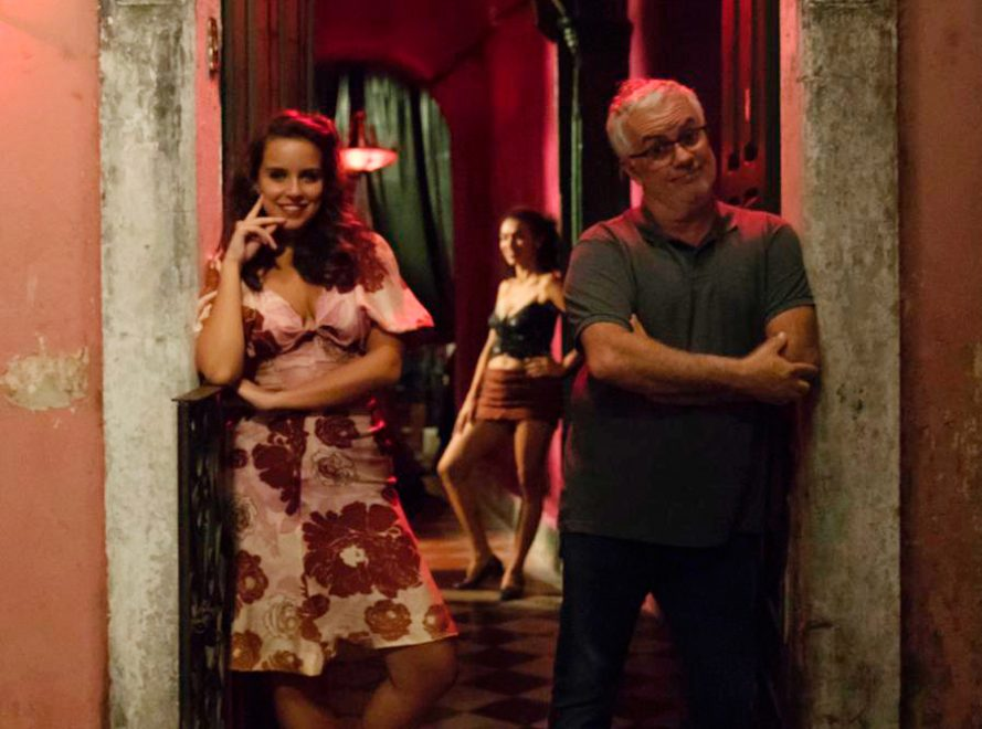 Cearense conta a experiência de ter participado do filme sobre Divaldo Franco