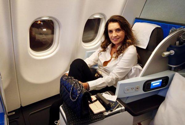 A prazerosa experiência de voar com a KLM