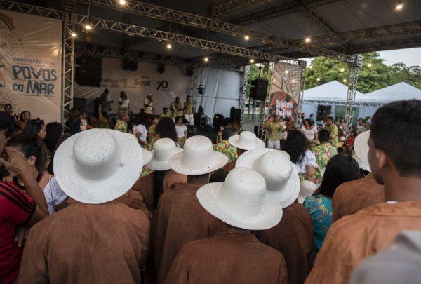 Encontro Sesc Povos do Mar celebra tradições populares do Ceará