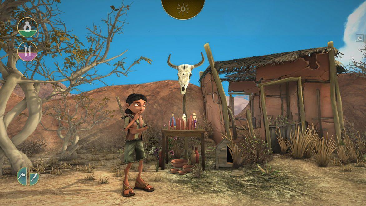 Game brasileiro acompanha protagonista mulher em aventura no sertão nordestino do século XIX