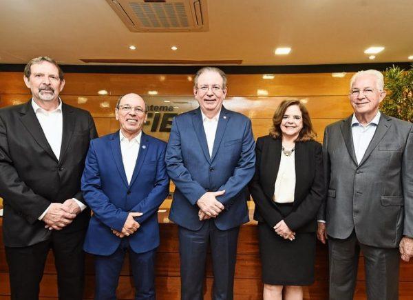 FIEC sedia assembleia geral de posse da nova gestão 2019-2024