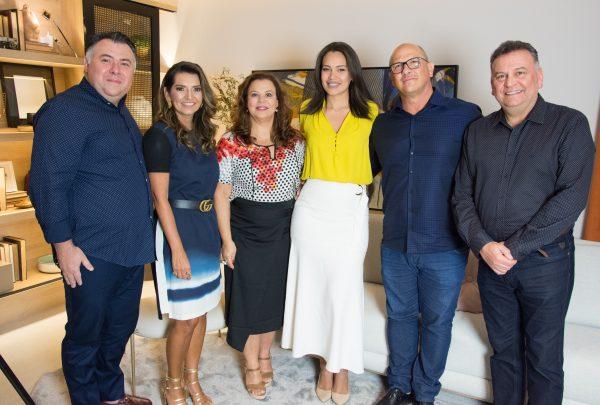 """Criare Fortaleza e André Monte são os primeiros convidados do """"Conversa com Márcia Travessoni"""" na CasaCor Ceará"""