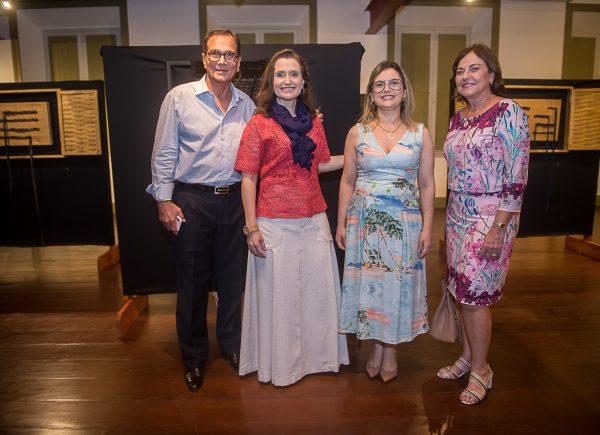 Estivemos no prestigiado vernissage de Veridiana Brasileiro e Andréa Dall'olio no Museu da Indústria