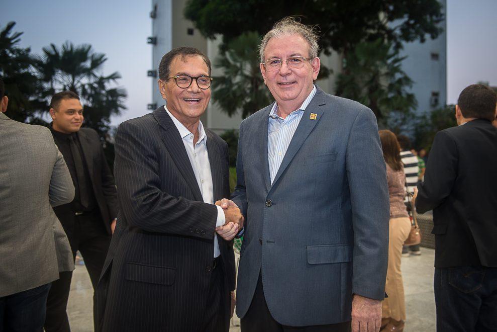 Beto Studart se despede da presidência da FIEC e apresenta reforma do prédio da Casa da Indústria