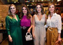 Carla Matos lança plataforma fashion Soul Glam com get together no Moleskine Gastrobar
