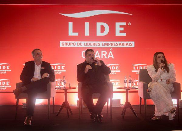 LIDE Ceará celebra três anos com a presença de Marcos Quintela