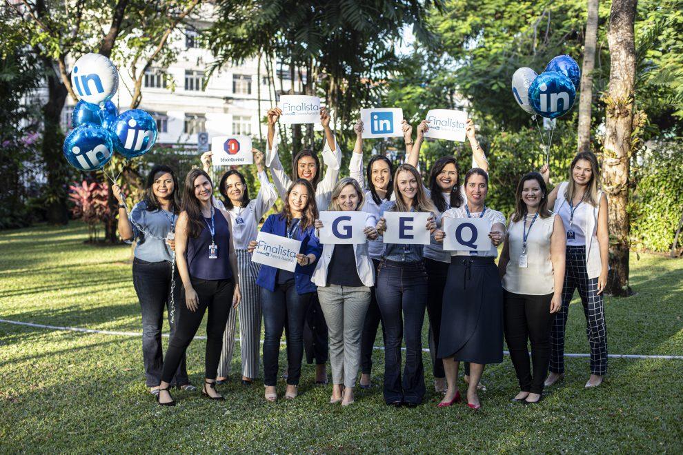 Grupo Edson Queiroz é finalista do Linkedin Talent Awards 2019