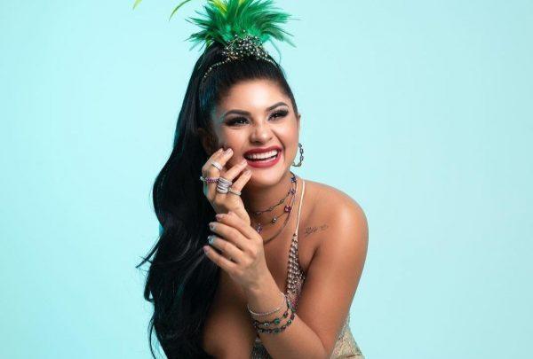 Mileide Mihaile é escolhida como musa principal da Grande Rio para Carnaval 2020