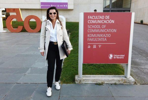 Um dia de conhecimento na Universidade de Navarra, na Espanha, por Márcia Travessoni