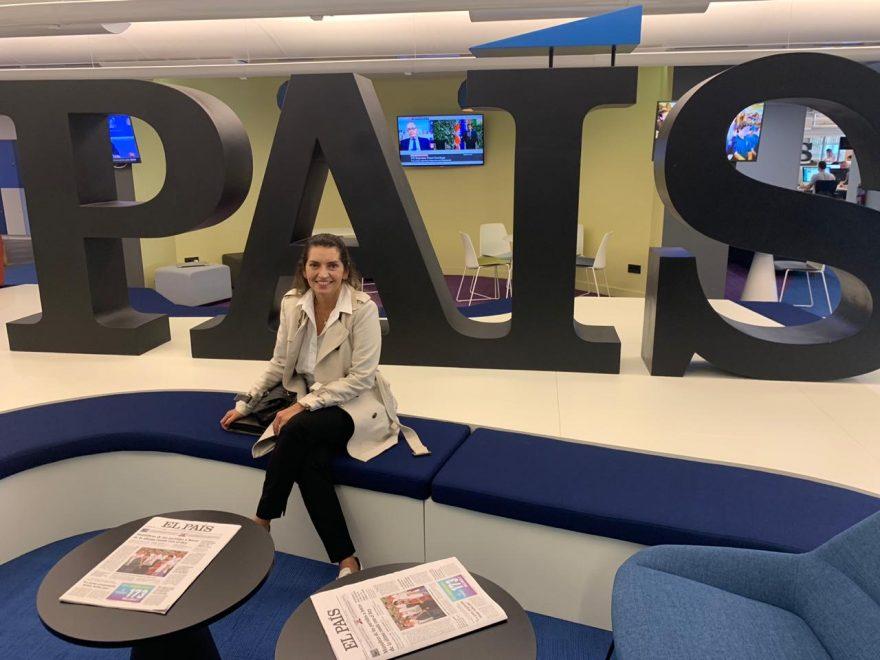 O poder e transformação do impresso: um pouco do que eu vi no El País, na Espanha