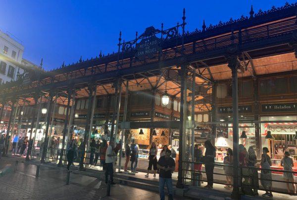 Márcia Travessoni compartilha sua experiência no Mercado de San Miguel, em Madri