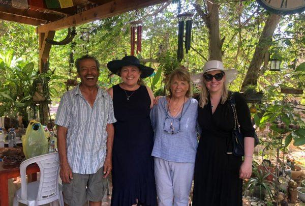 Marize e Nanette Castelo Branco trazem novidades para Castelo Borges após visita em Israel