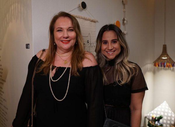 CasaCor Ceará: Roberta Fernandes visita mostra e vislumbra espaço em próxima edição
