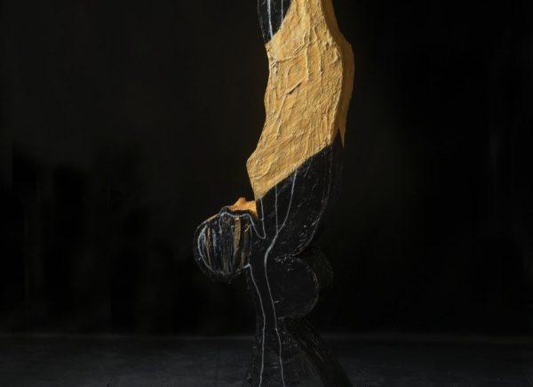Juca Máximo tem esculturas inéditas expostas na CasaCor Ceará 2019